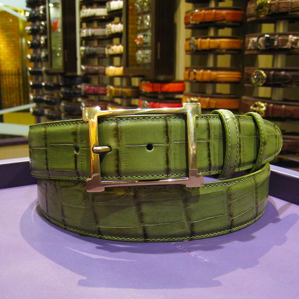 エリオットローズロンドン メンズ ベルト 40mm