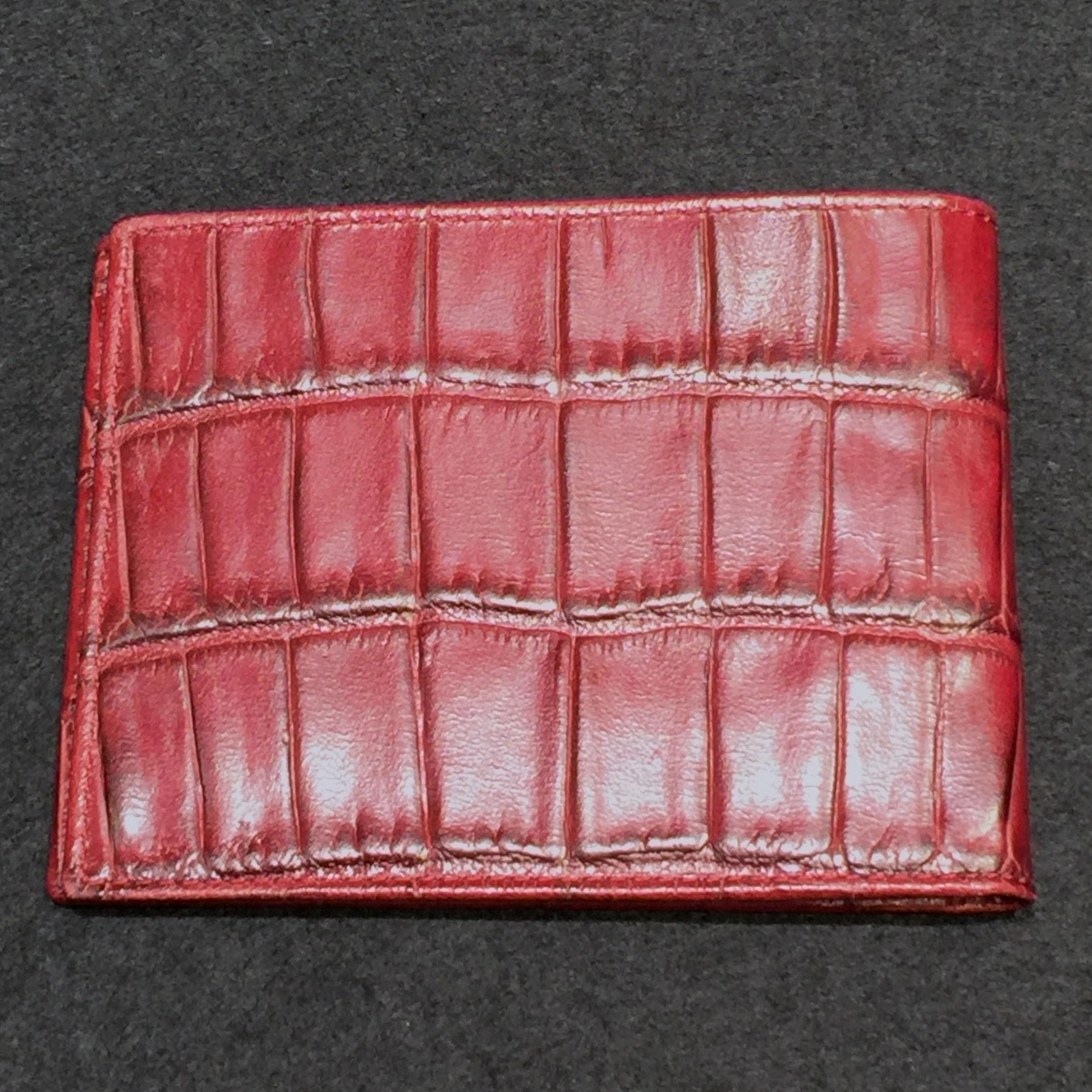 エリオットローズロンドン アリゲータ財布