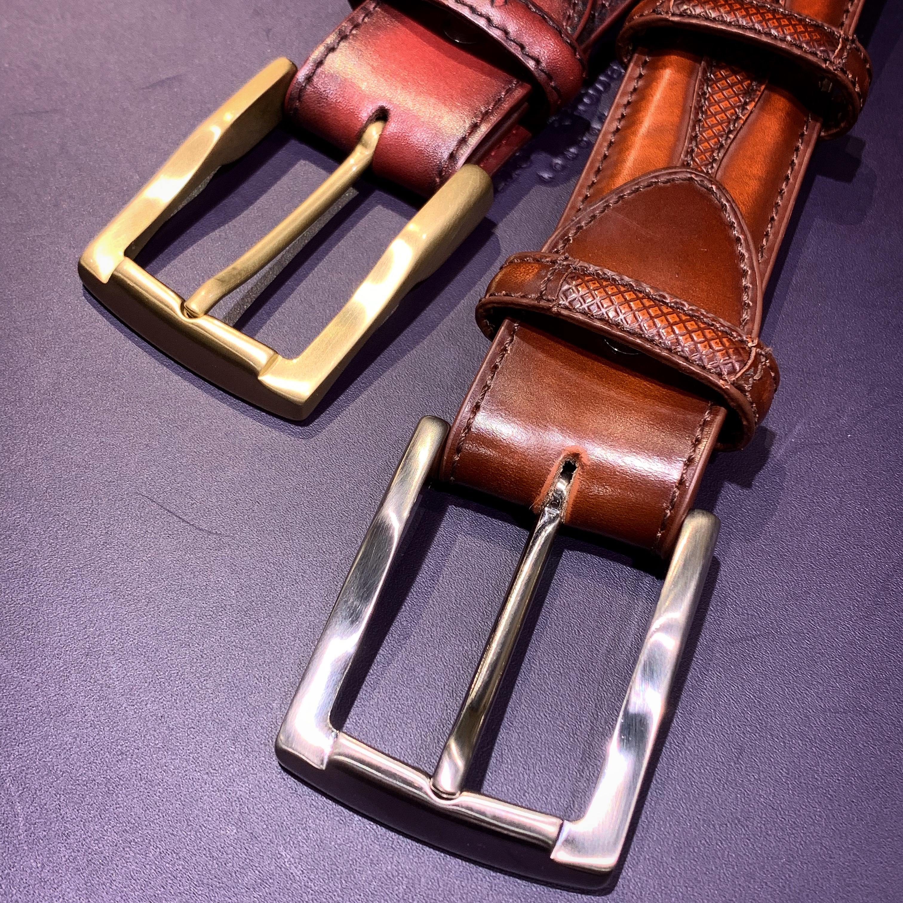 ELLIOT RHODES LONDON NEW 35mm BUCKLE