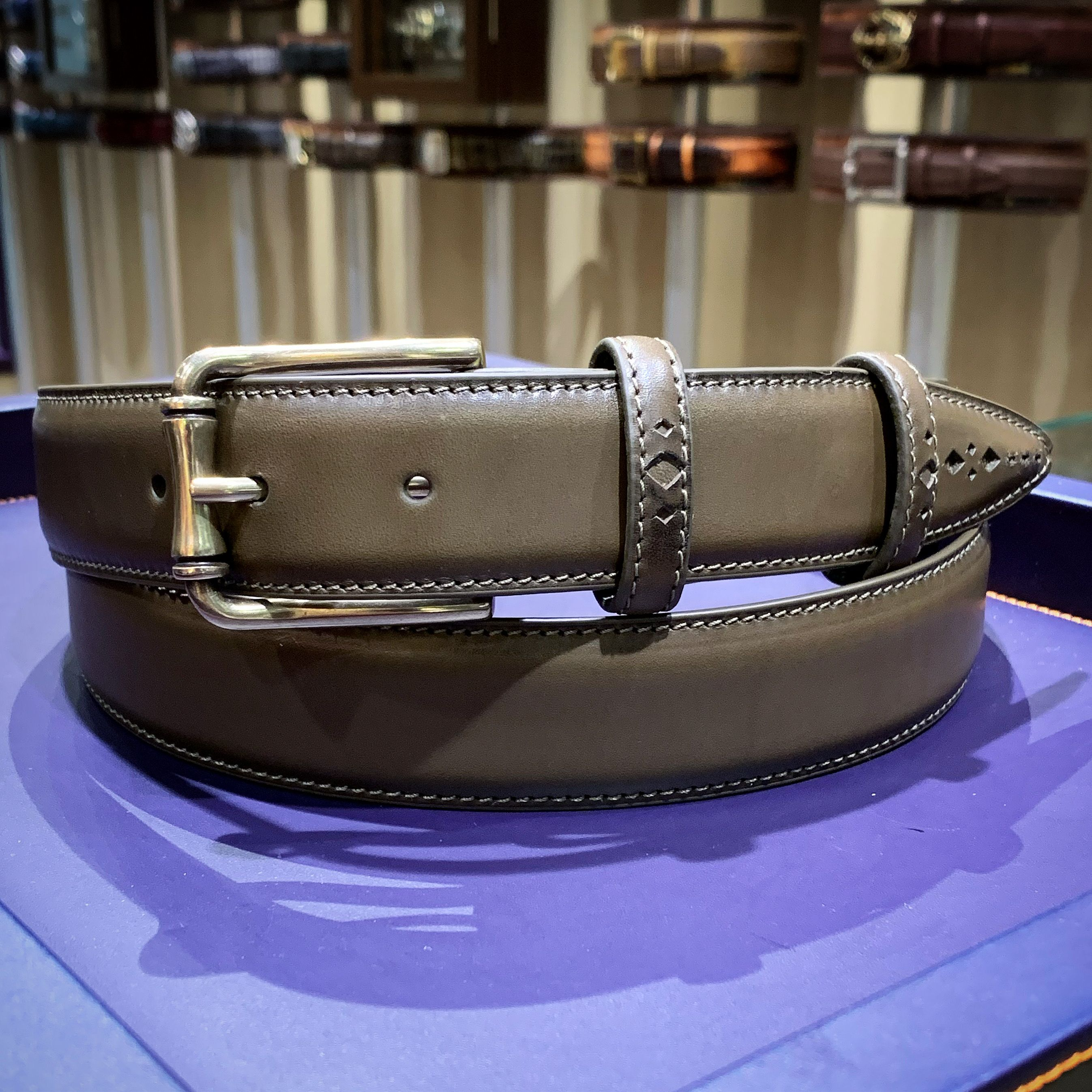 ELLIOT RHODES LONDON Princess 35mm Khaki